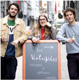 Du gin liégeois et bio au Walhardent !